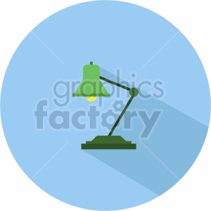 desk lamp vector clipart 2 clipart. Commercial use image # 413517