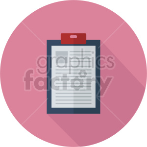 clipboard vector clipart 3 clipart. Commercial use image # 413527