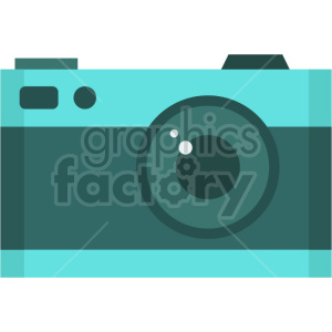 camera vector graphic icon clipart. Commercial use image # 413578