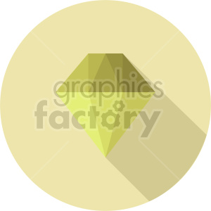 diamond vector icon graphic clipart 3