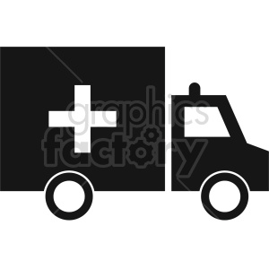 ambulance vector icon graphic clipart 4 clipart. Commercial use image # 413789