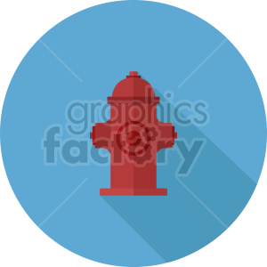 fire hydrant vector icon graphic clipart 2 clipart. Commercial use image # 413832