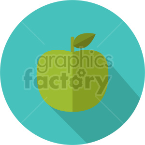 apple vector icon clipart 2 clipart. Commercial use image # 414054