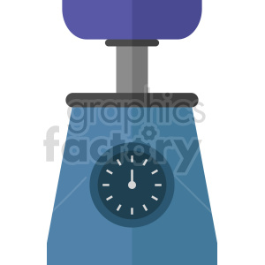 isometric food scale vector icon clipart 1 clipart. Commercial use image # 414401
