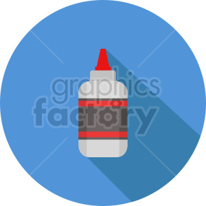 glue vector icon clipart 1 clipart. Commercial use image # 414508