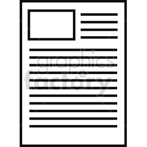 isometric document vector icon clipart 5 clipart. Commercial use image # 414589