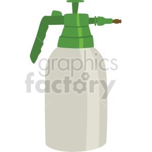 mini garden bottle vector clipart clipart. Commercial use image # 414854