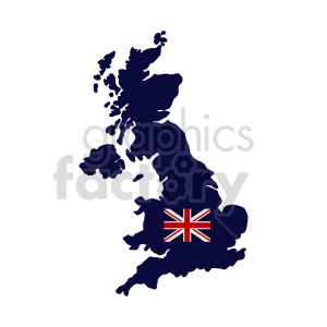 Great Britain flag vector clipart 09 clipart. Commercial use image # 415423
