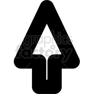 clipart - cursor arrow icon vector clipart.