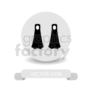 diving gear vector clipart clipart. Commercial use image # 415568