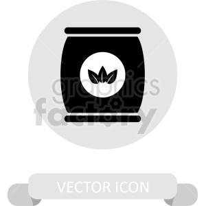 fertilizer vector clipart clipart. Commercial use image # 415583