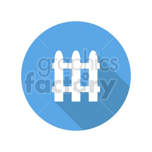 fence vector graphic clipart. Commercial use image # 415660
