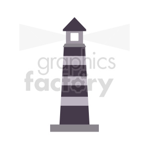 lighthouses vector graphics clipart. Commercial use image # 415707