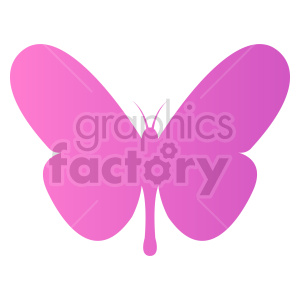 clipart - butterfly vector clipart 011.