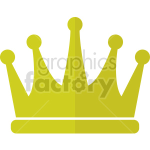 crown vector clipart clipart. Commercial use image # 415971