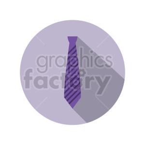 clipart - purple vector tie clipart icon.