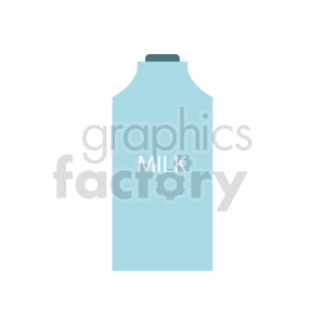 milk vector clipart clipart. Commercial use image # 416210