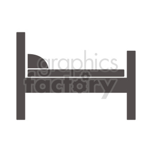 bedframe clipart clipart. Commercial use image # 416284