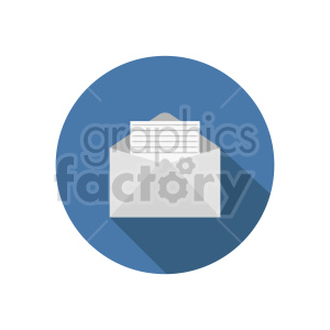 envelope vector clipart clipart. Commercial use image # 416290