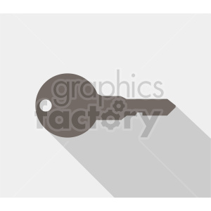 clipart - key vector graphic.
