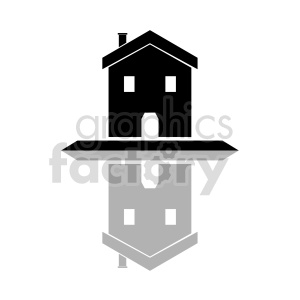 house vector graphic clipart. Commercial use image # 416532