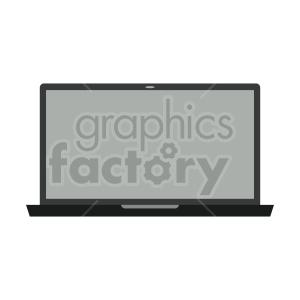 clipart - computer laptop clipart.