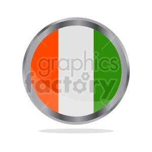 clipart - ireland vector icon.