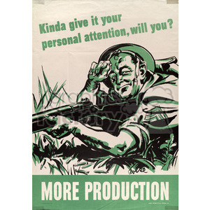 war posters world II   MPW00031 Clip Art Old War Posters