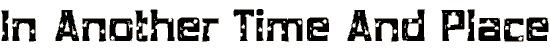 mob_concrete font. Royalty-free font # 174636