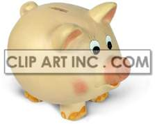 piggy bank money box finance coins savings   2c0500lowres photos objects