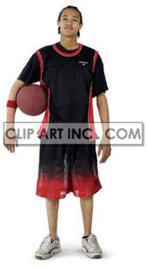 sport ball basketball athlete game shoot people man male dribbling standing health team player   3g0005lowres photos people
