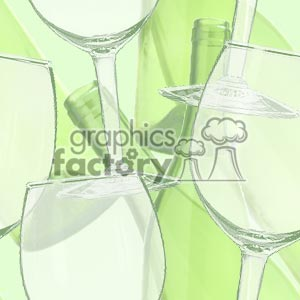 100806-wine-light background. Royalty-free background # 372192
