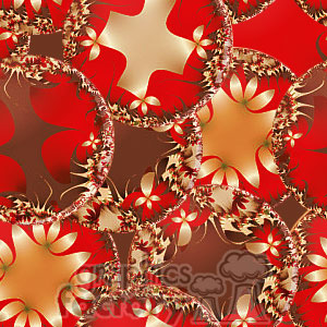 120406-ornaments-light background. Royalty-free background # 372657