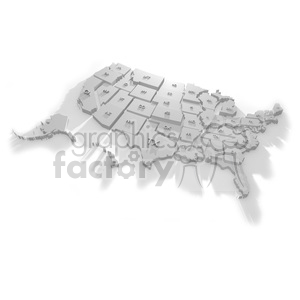 United States of America clipart. Commercial use image # 383834