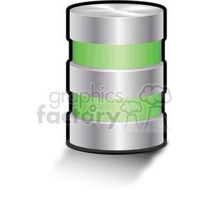 vector-database-icon clipart. Commercial use image # 383939