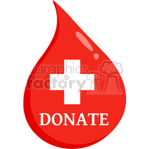 donate-blood clipart. Royalty-free image # 384259