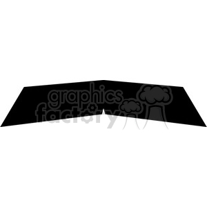 squared mustache clipart. Commercial use image # 384636