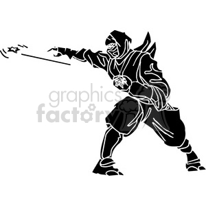 ninja clipart 021 clipart. Commercial use image # 384696