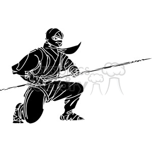 ninja clipart 026 clipart. Commercial use image # 384706
