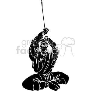 ninja clipart 033 clipart. Royalty-free image # 384721