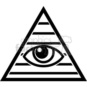 Illuminati clipart. Commercial use image # 384828