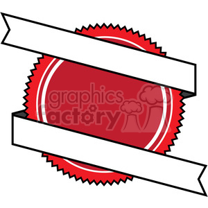 crest seal logo elements 013 clipart. Royalty-free image # 384848