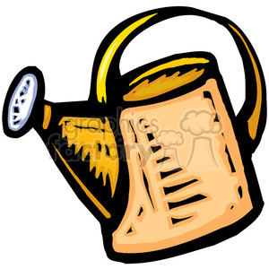 watering can clipart. Royalty-free image # 384920