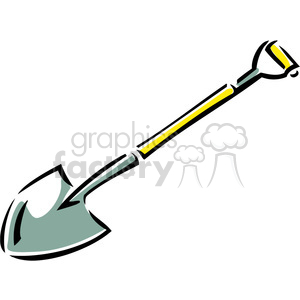 shovels clipart. Royalty-free image # 384960