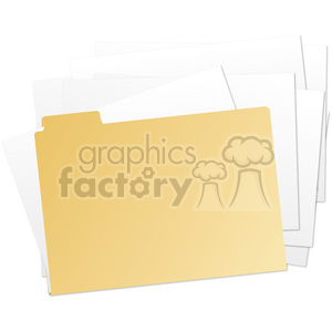 files clipart. Royalty-free image # 385510