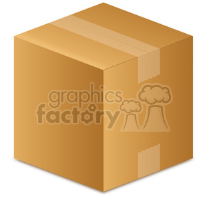 box clipart. Royalty-free image # 385550