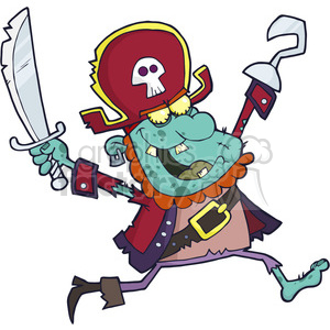 cartoon funny illustrations comic comical pirate