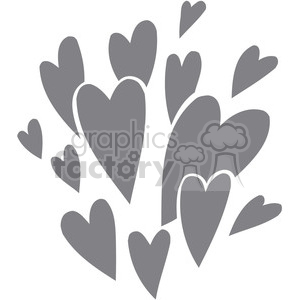 faded love clipart. Royalty-free image # 386609