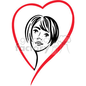 in love clipart. Royalty-free image # 386649