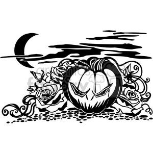Halloween clipart illustrations 044